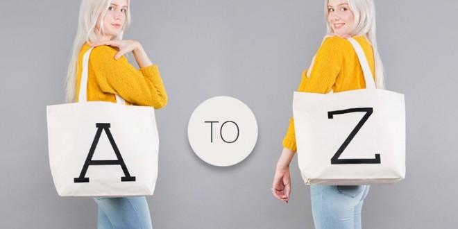 帆布袋/Canvas Shopping Bag